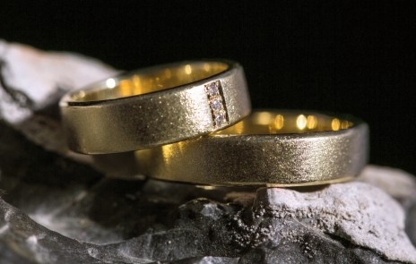 Ringe  aus der Goldschmiede